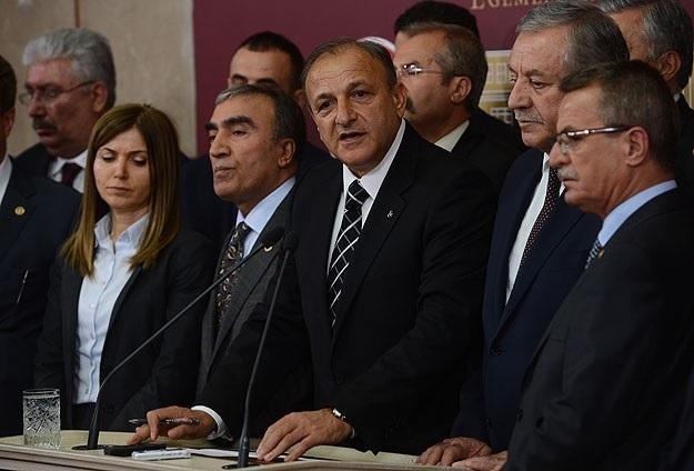 Oktay Vural: Meclis Başkanlığı'na ayrı ayrı başvuracağız
