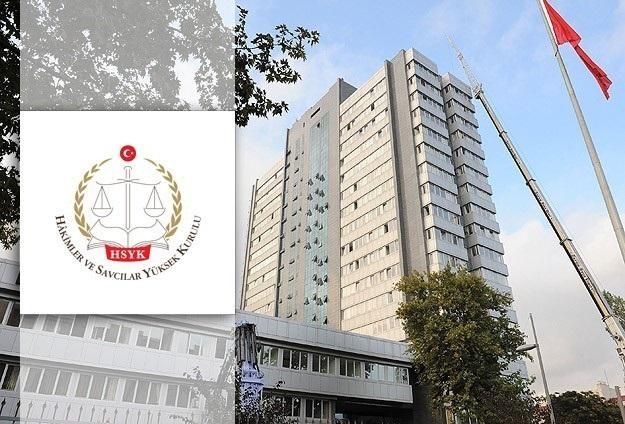 HSYK yeni hakim ve savcılar atadı