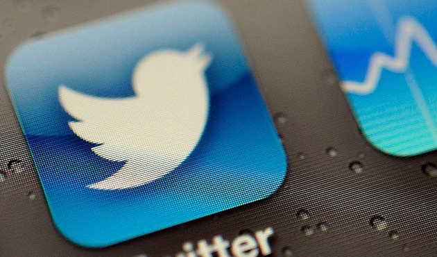 Twitter'dan iki hesaba gizleme