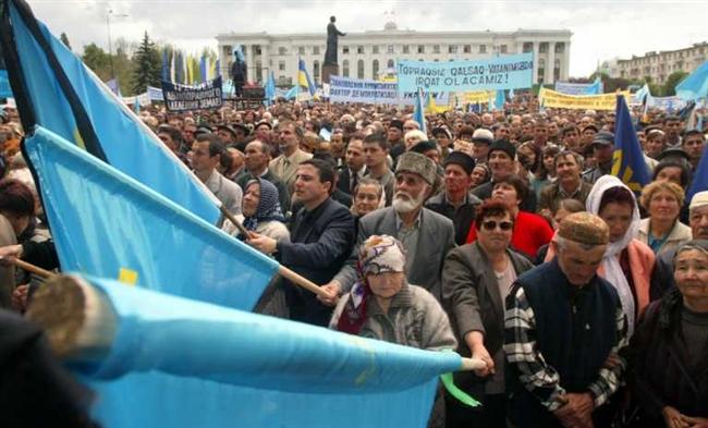 Rusya'nın Kırım'ı işgalinin birinci yılı