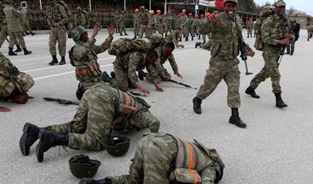 Libya askerleri Türkiye'deki eğitimi tamamladı