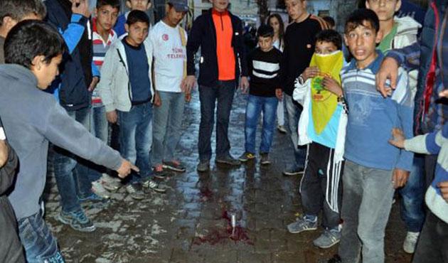 Diyarbakır'da 10 yaşında çocuk gaz kapsülüyle yaralandı