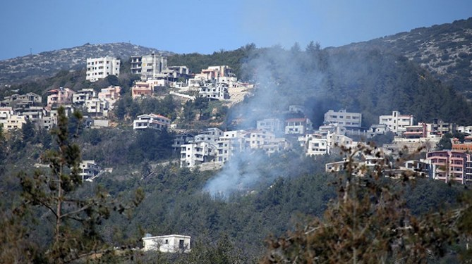 Esad rejimi Keseb'de Türkmen bölgesine saldırdı
