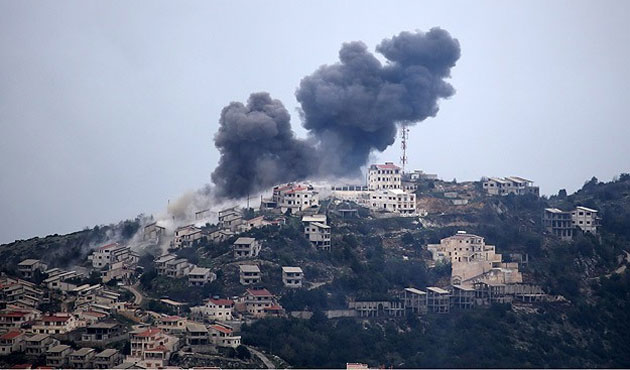 Keseb'de çatışmalar şiddetlendi