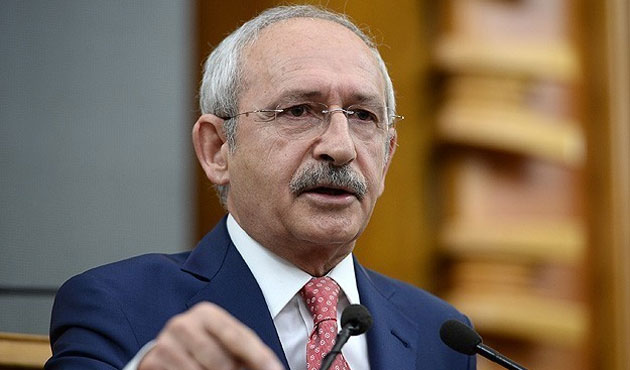 Kılıçdaroğlu: Uçağı düşürmek El Kaide'ye destektir