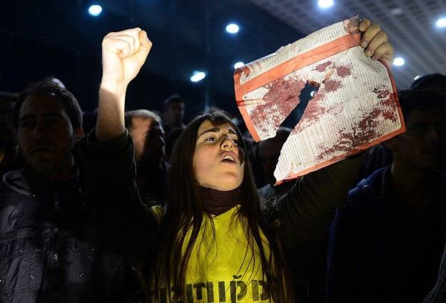 Ankara'da seçim kavgası: 2 yaralı
