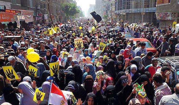 Mısır'da Sisi'nin adaylığına karşı gösteri çağrısı