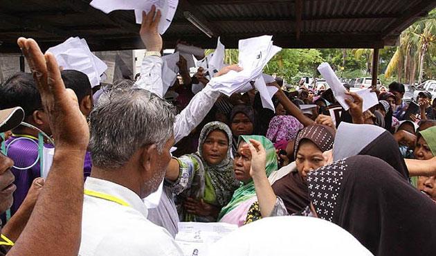 BM, Myanmarlı Müslümanların durumunu inceliyor