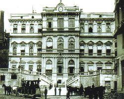 İstanbul'da ilk modern belediye: 6. Daire-i Belediye