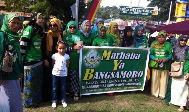 Moro'da barış Müslümanları sevindirdi-FOTO