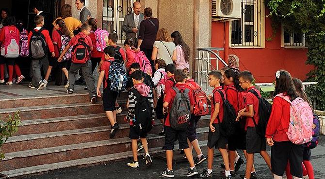 İlk ve ortaöğretimde 17,5 milyon öğrenci var