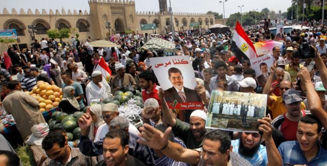 Mısır'da Sisi'nin cumhurbaşkanlığı adaylığına tepkiler