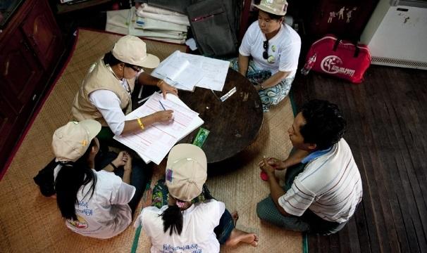 Myanmar'da tartışmalı nüfus sayımı
