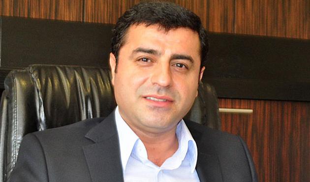Demirtaş: CHP ilkesiz ittifaklara girdi