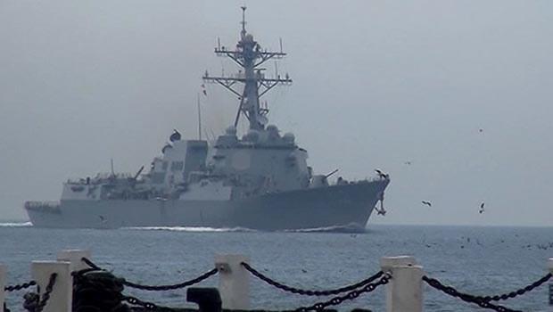 ABD Karadeniz'e bir savaş gemisi daha gönderiyor