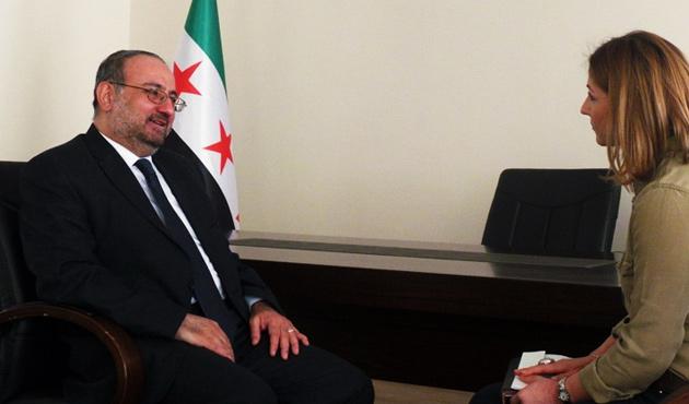 Tuma yeniden Suriye geçici hükümet başkanı oldu