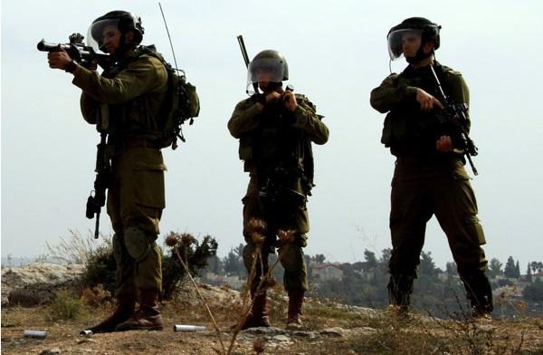 İsrail'den Filistinlilere gözaltı ve yaralama