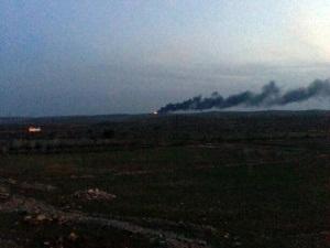 Dargeçit'te petrol arama kuyusuna saldırı