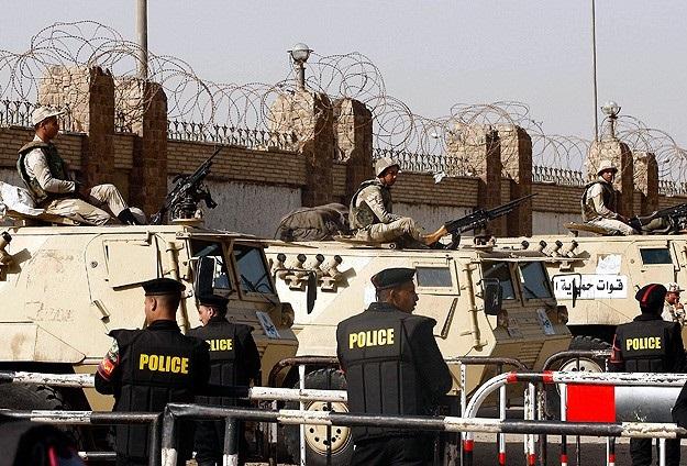 Mısır'da patlama: 3 yaralı