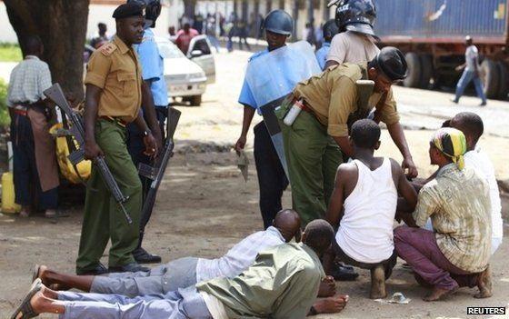 Kenya'da Şebab operasyonu: 260 gözaltı
