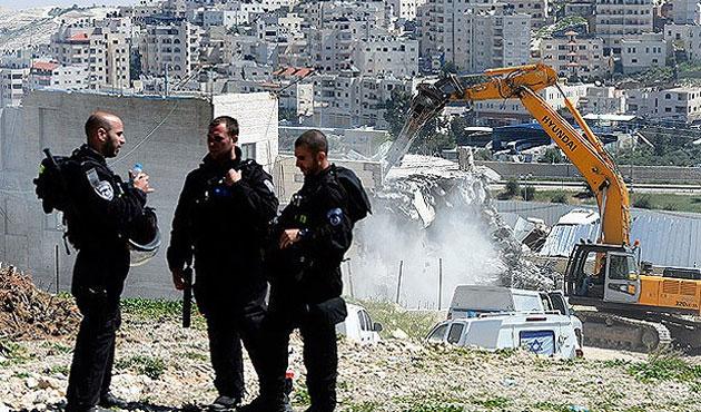 BM'den İsrail'e 'evleri yıkma' uyarısı