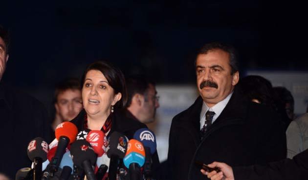 HDP, Çözüm Süreci'ni Kobani'ye bağladı