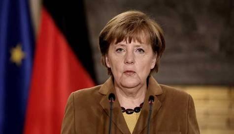 Alman Başbakan Merkel, Yeni Zelanda'ya gitti