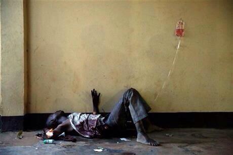 Orta Afrika'da korkutan gelişmeler!