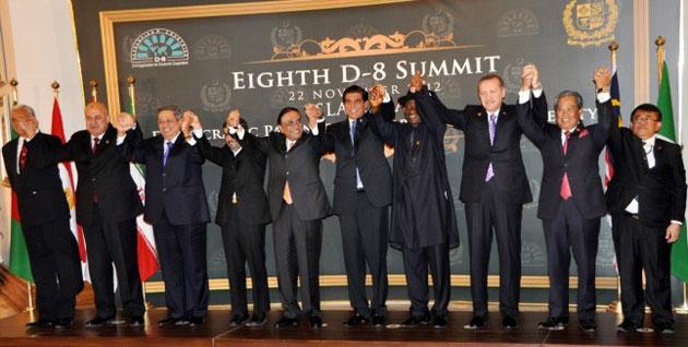 D-8 canlanırken Malezya-Endonezya ilişkileri