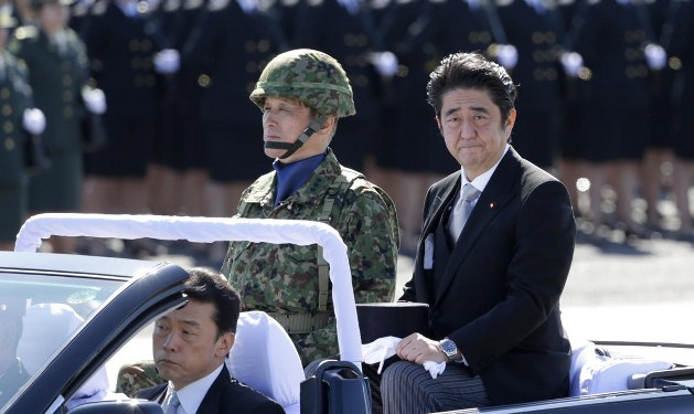 Japonya'da Şinzo Abe yeniden başbakan