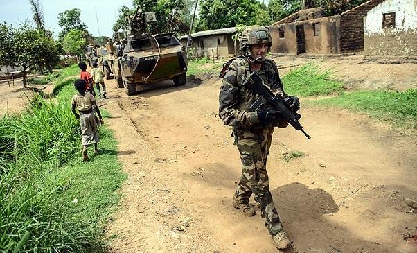 Orta Afrika'da 22 Müslüman sivil öldürüldü