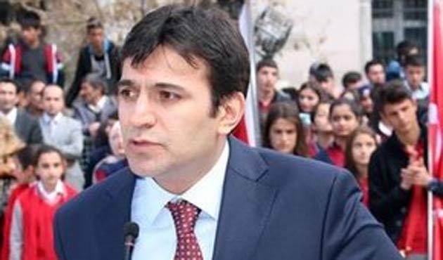 Ağrı'ya geçici belediye başkanı atandı