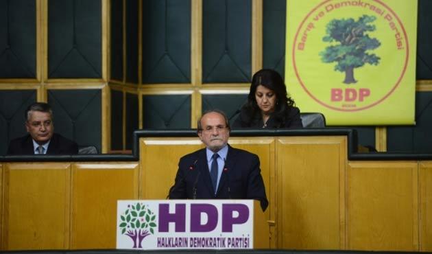 HDP: İlk işimiz kendimize çeki düzen vermek