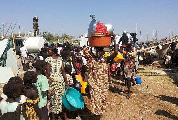 Güney Sudan 'insani felaketin' eşiğinde