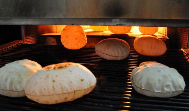 Suriye'ye Reyhanlı'dan günlük 170 bin ekmek