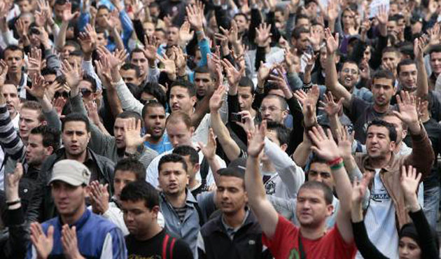 Cezayir'de başkanlık seçimi başladı