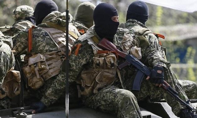 Ukrayna'daki Rusya yanlıları Cenevre'yi tanımıyor