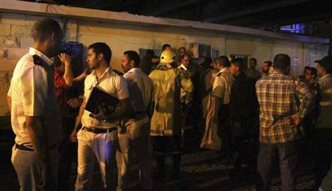 Mısır'da patlama: 1 ölü
