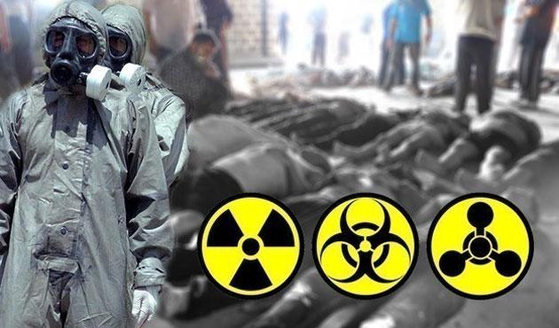 Türkiye'den Suriye'deki kimyasalların imhasına destek