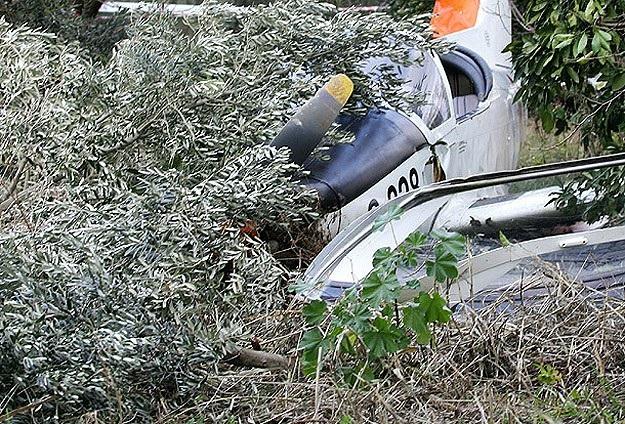 Meksika'da özel uçak düştü: 8 ölü