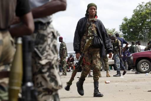 Fildişi Sahili ordusunda binlerce sahte asker var