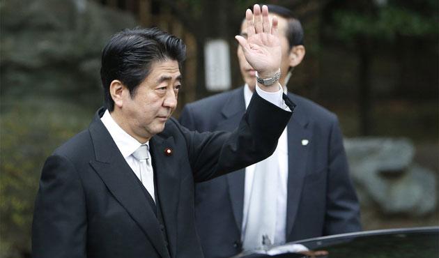 Japonya ve Çin arasında şimdi de tapınak krizi