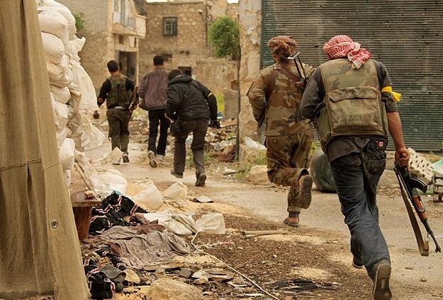 Lübnan-Suriye sınırında çatışma
