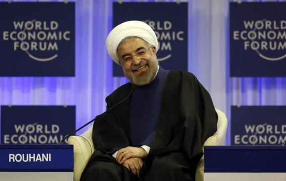 İran muhalefeti Ruhani'nin eşine tepkili