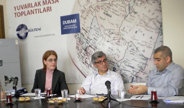 Yuvarlak Masa'da Kırım tartışıldı