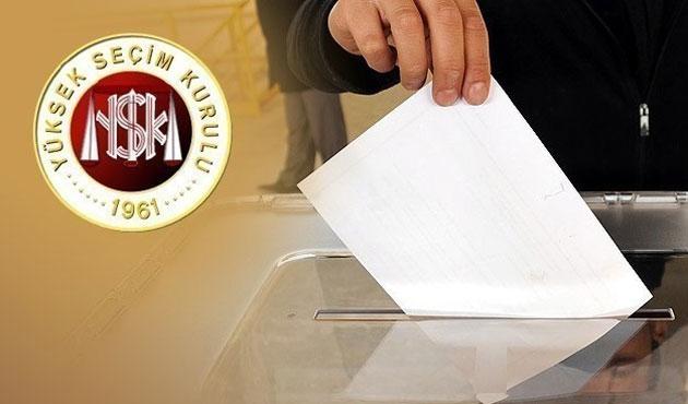 30 Mart yerel seçimlerinin kesin sonuçları