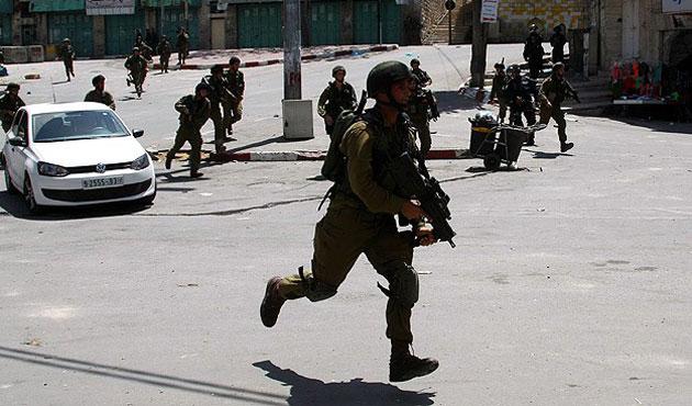 İsrail, Kassam Tugaylarına saldırı düzenledi