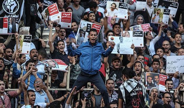 6 Nisan Hareketi'nden Sisi yönetimine eleştiri