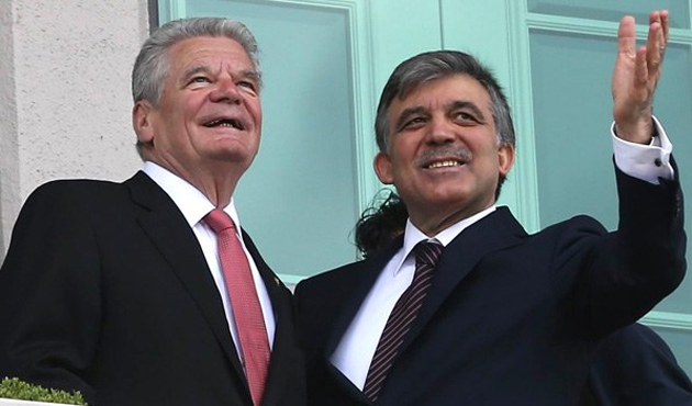 Gül ve Gauck'tan idamlara ortak tepki