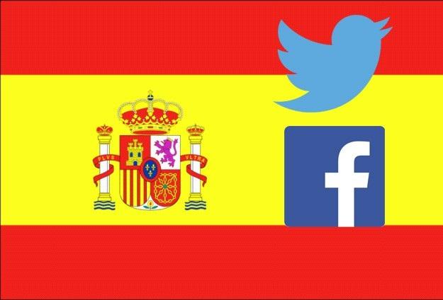 İspanya'da twitter ve facebook operasyonu